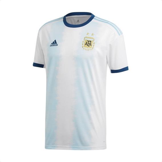 Camiseta Titular Selección Argentina Afa adidas Hombre