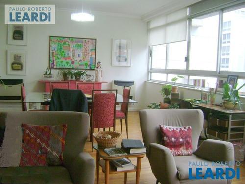 Imagem 1 de 15 de Apartamento - Higienópolis  - Sp - 504587