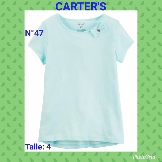 Pack 2 Remeras Carter