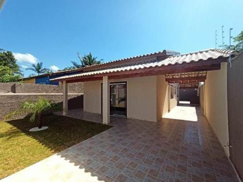 Casa Com 300 Metros Do Mar Em Itanhaém - 7392 | A.c.m