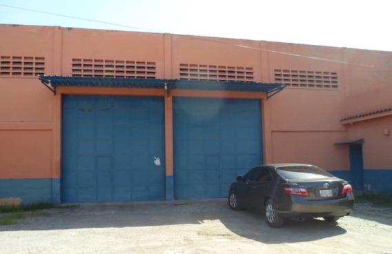 Galpón En Alquiler En Av Intercomunal Maracay - Turmero