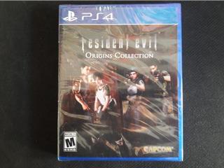 Resident Evil Coleccion Ps4 Juego Fisico Original