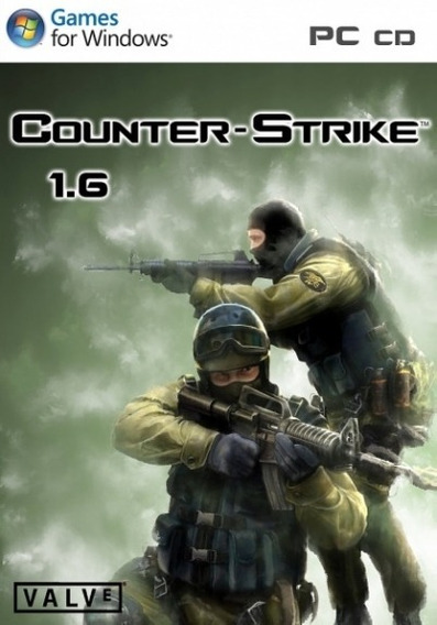 Counter Striker 1.6 Incl/ Patch Completo Online Pc