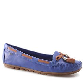 e9b061a672 Sapato Azul Royal Dakota - Sapatos no Mercado Livre Brasil