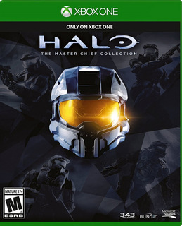 Halo The Master Chief Collection Nuevo (en D3 Gamers)