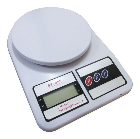 Balança Eletrônica Digital De Cozinha Pesa De 1gr Até 10kg