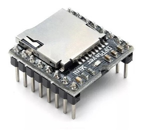 5 X Módulo Mp3 Dfplayer Mini