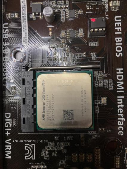 Processador Amd Sempron 2600 Series Fsib