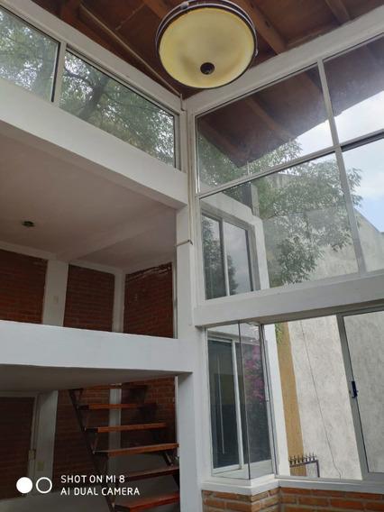 Casa En Renta Cerca De Huipulco