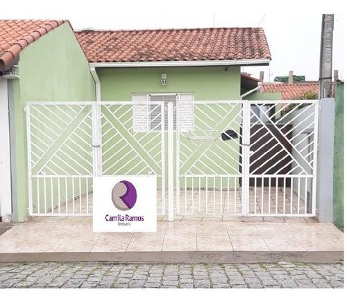 Imagem 1 de 9 de Casa Térrea 02 Dormitórios, À Venda  - Vila Amorim - Suzano/sp - Ca00620 - 69667491
