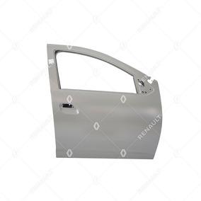 Porta Diant. Direita Sandero/logan Acima 2014 801008681r