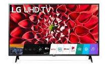 Imagen 1 de 2 de Televisor LG 70  Led Uhd 4k Plano 70un7100pda Negro