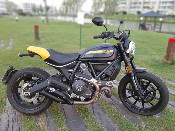 Ducati Scrambler Full Th.