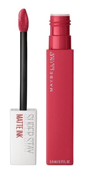 Batom Super Stay Matte Ink Maybelline - Ruler 5ml