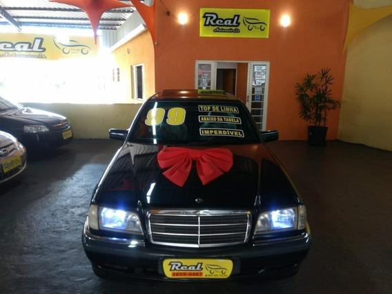 Mercedes-benz C 180 1.8 Elegance Gasolina 4p Automático