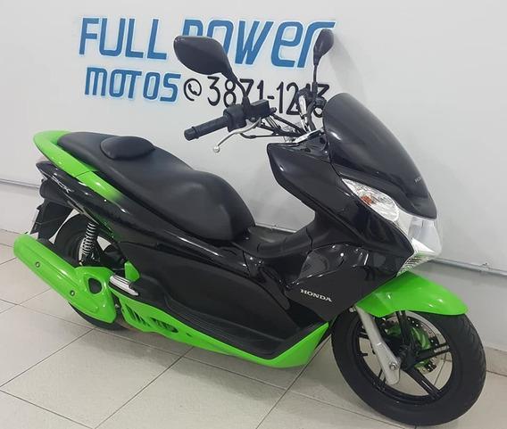 Honda Pcx Preta 2015/15