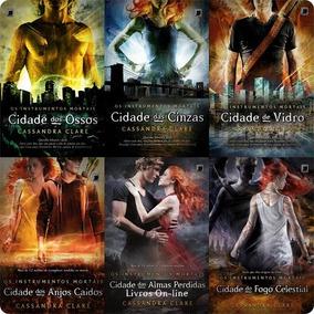 Saga Instrumentos Mortais - Cassandra Clare