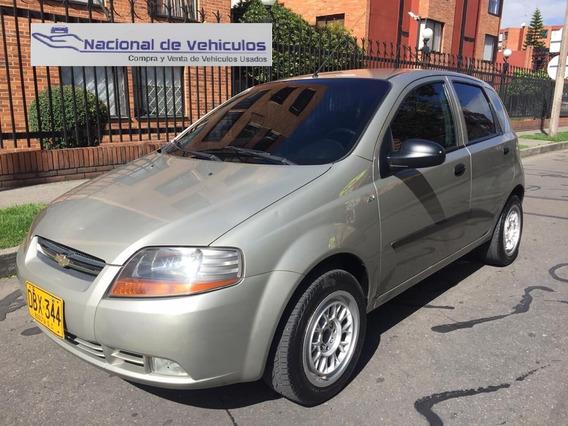 Chevrolet Aveo Five .s.a 1600