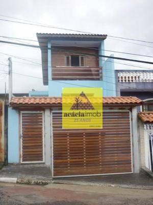 Imagem 1 de 6 de Sobrado Com 3 Dormitórios À Venda Por R$ 700.000,00 - Jardim Maristela - São Paulo/sp - So1424