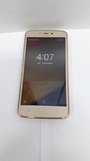 Motorola C Plus Usado Liberado Dorado