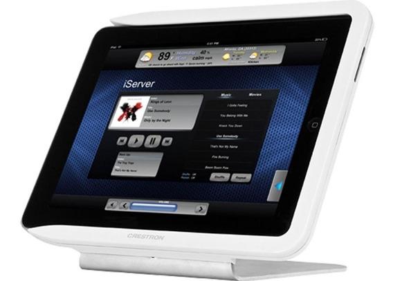 Table Top Para iPad 1 Branco - P-idoc-pad-dsc-w-s