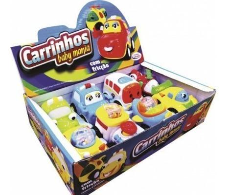 Kit Carrinhos,fusca,kombi,trem,avião,helicóptero,f1 Fricção