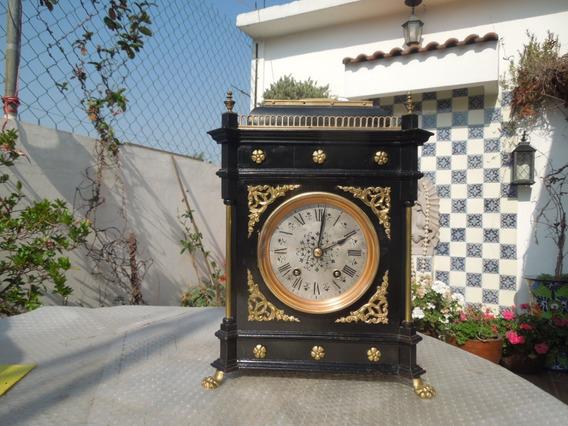Reloj Antiguo De Origen Aleman Lenzkirch
