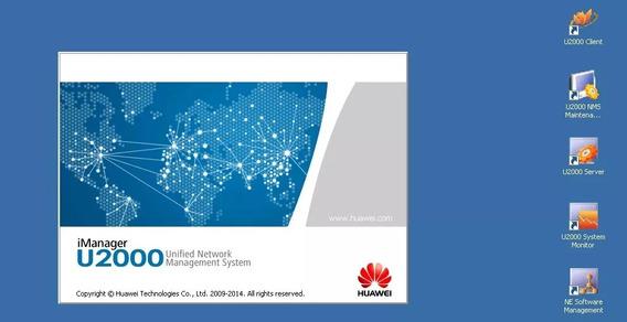 Huawei Imanager U2000 Consultoria