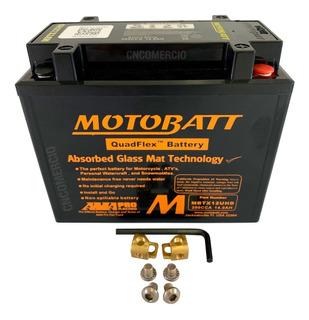 Bateria Motobatt Mbtx12u Kawasaki Vulcan 900 Classic 06-13