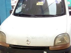 Sucata Renault Kangoo Exprl16 ( Para Peças )