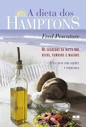 Livro A Dieta Dos Hamptons Fred Pescatore