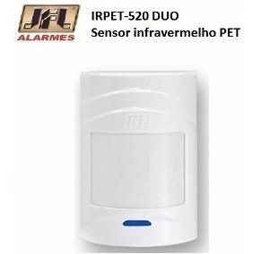 Sensor Infravermelho Sem Fio Função Pet 20kg Irpet-520 Duo