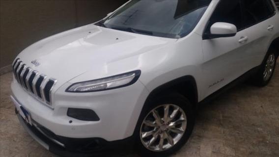 Jeep Cherokee Cherokee Limited 4x4 - Gasolina