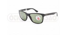 54c3bb28b Óculos De Sol Ray Ban Rb4181 601/9a Acetato Polarizado