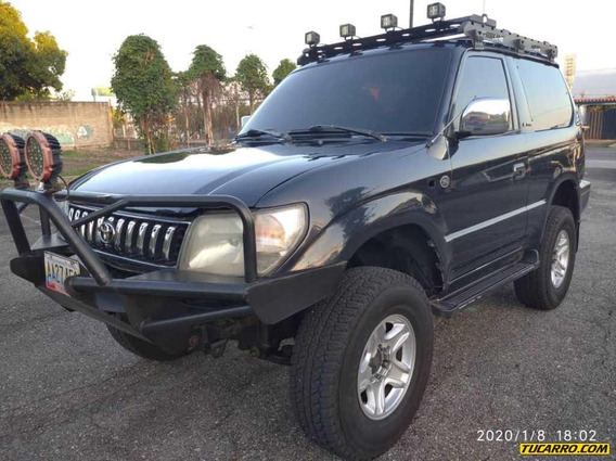 Toyota Merú Land Cruiser Sincrónico