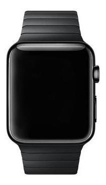 Correa Link Bracelet Gris Espacial Apple Watch 38mm