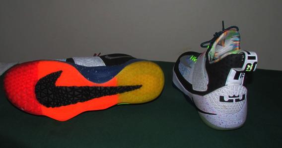 Zapatos Nike Lebron Botines Tipo Media Originales