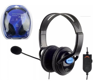 Auriculares Ps4 Gamer Microfono Free Fire Fortnite Pubg Play