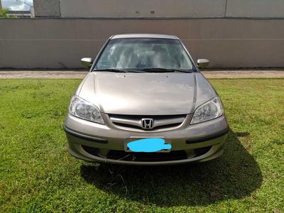 Honda Civic Lx Sedan 7° Geração Completo - Carro Lindo!