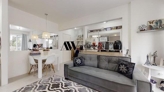 Apartamento - Vila Andrade - Ref: 3610 - V-3610