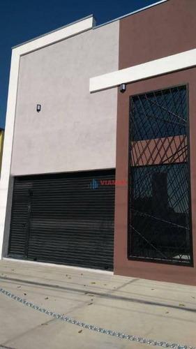 Imagem 1 de 7 de Sala Para Alugar, 67 M² Por R$ 2.600,00/mês - Vila Industrial - São José Dos Campos/sp - Sa0447