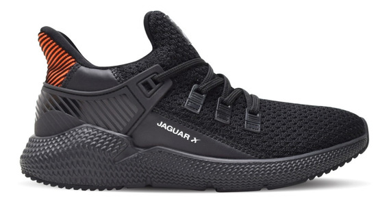Zapatillas Deportivas Jaguar Para Correr 40/45 Art 9064 Ng
