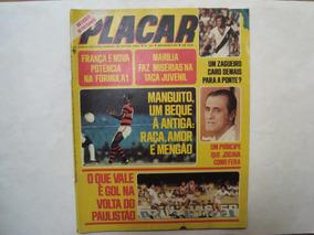 Revista Placar N.457 /janeiro 1979 - O Que Vale É Gol...