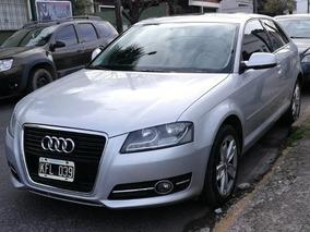 Audi A3 1.4 Tfsi Stronic 7v Pack Premium Full 3p Cuero Techo