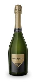 **liquido** Champagne Santa Julia Extra Brut 750cc P/tragos