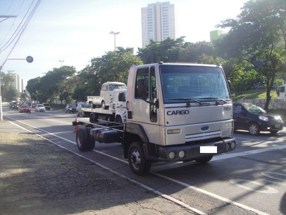 Ford Cargo 815 2007 No Chassis Km 298.000