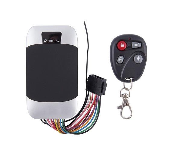 Rastreador Gps/ Gsm/ Gprs Tracker - Tk303g