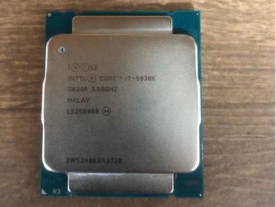 Processador I7 5930k Lga 2011