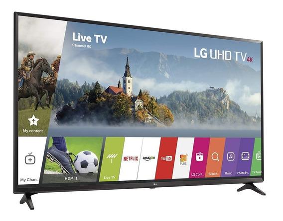 Televisor Lg 65 Smart Uhd 4k De 65uk6090pua