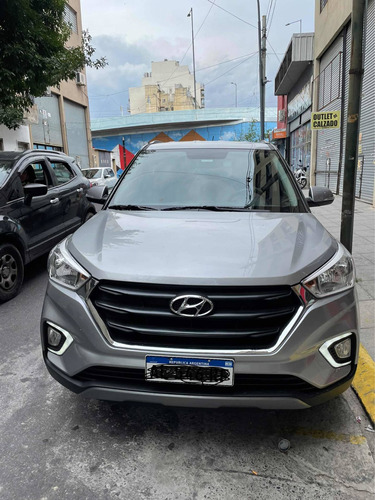 Hyundai Creta 1.6 Gl Connect Automática 2020
